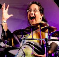 Marilyn Mazur, percussion
